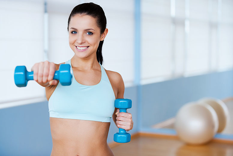 gym lady