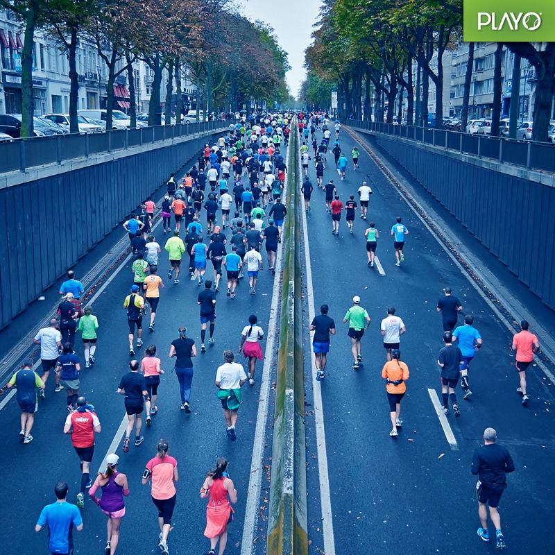 run a marathon
