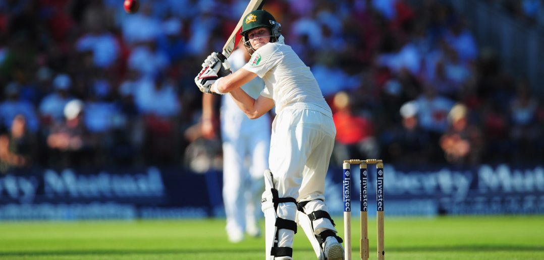leg glance cricket