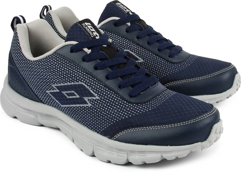 lotto running shoe