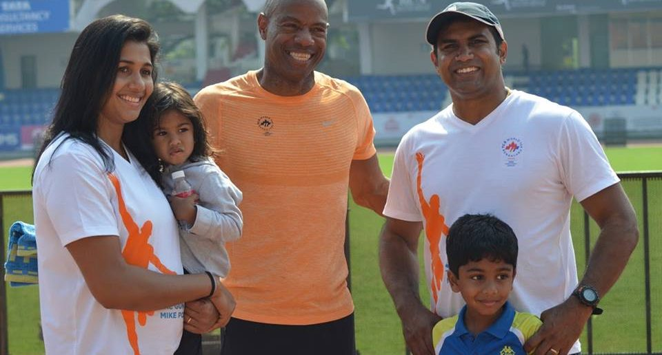 Anju and Robert- Sports Couple