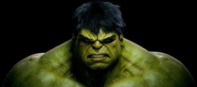 Hulk- Superheroes
