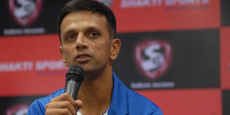 Rahul Dravid- Finest Sports Personalities