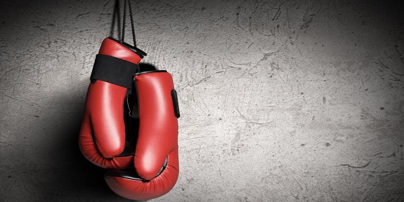 Boxing To Overcome Monday Blues