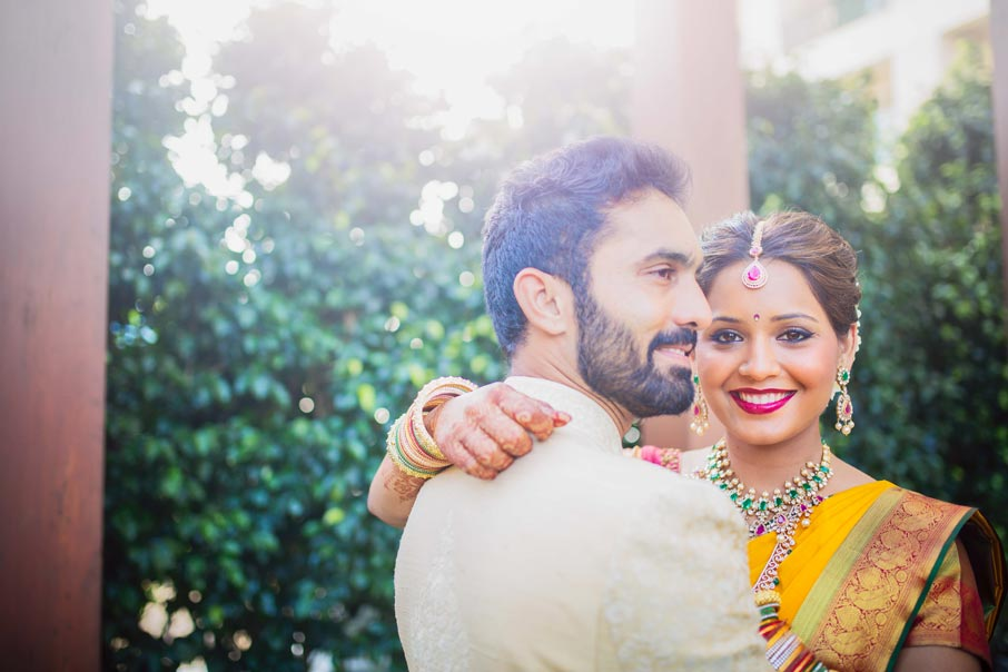Dinesh and Dipika- Sports Couple