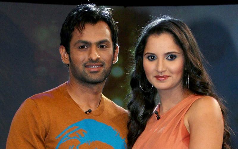 Sania Mirza and Shoaib Malik- Sports Couple