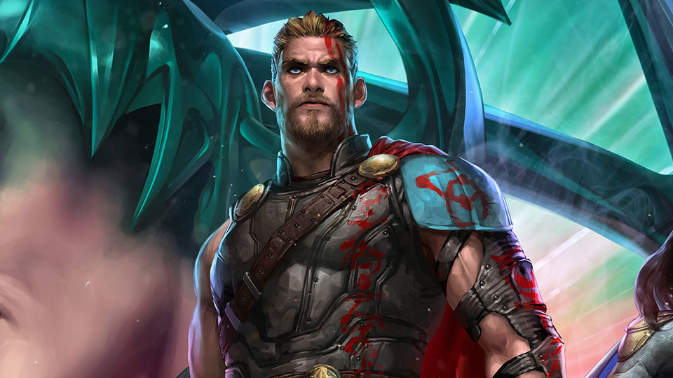 Thor- Superhero