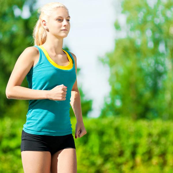 Brisk Walking- Running Tips