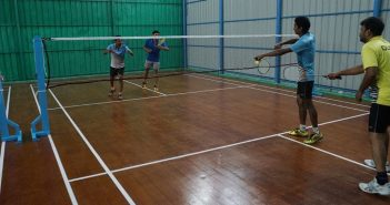 Badminton venues in Kochi