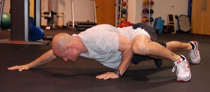 Spider Crawl Workout