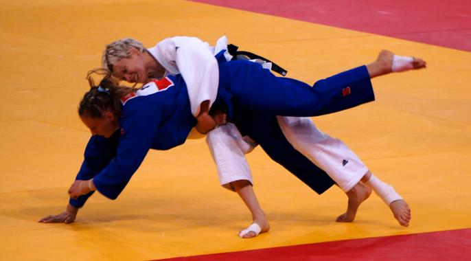 Judo- Martial Arts