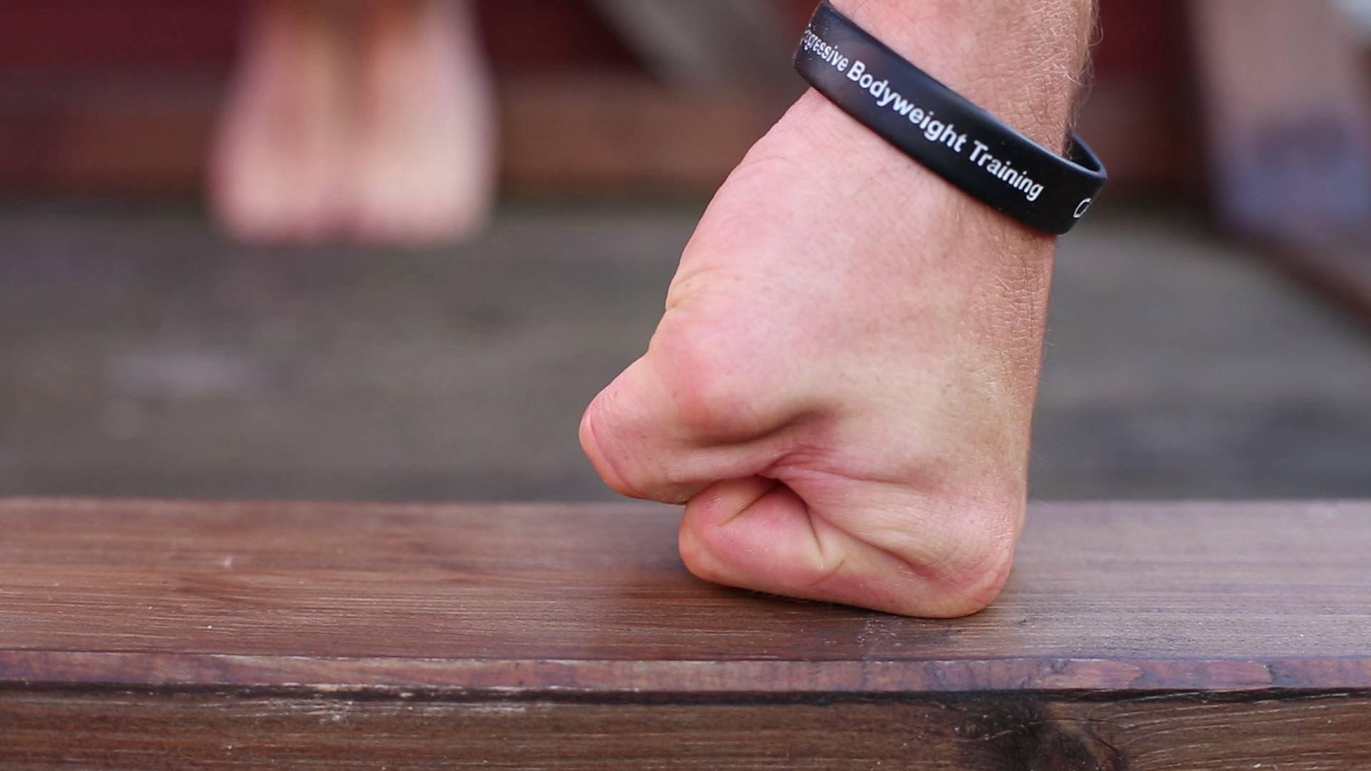 Badminton Tips Wrist Strength