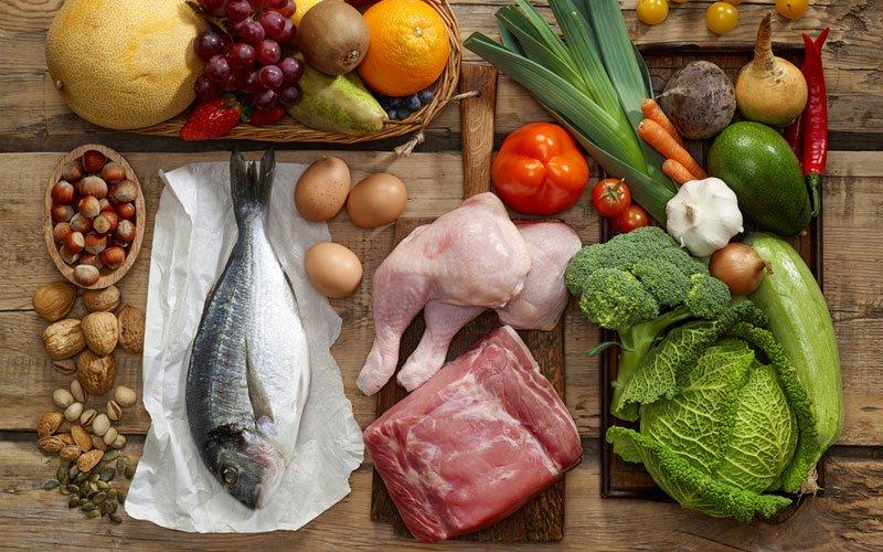 Protein Diet Badminton Tip