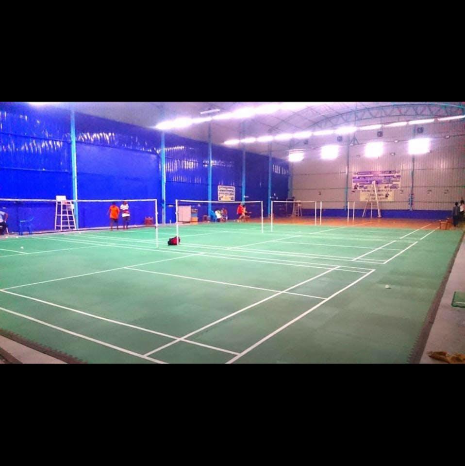 Badminton venues in Kochi