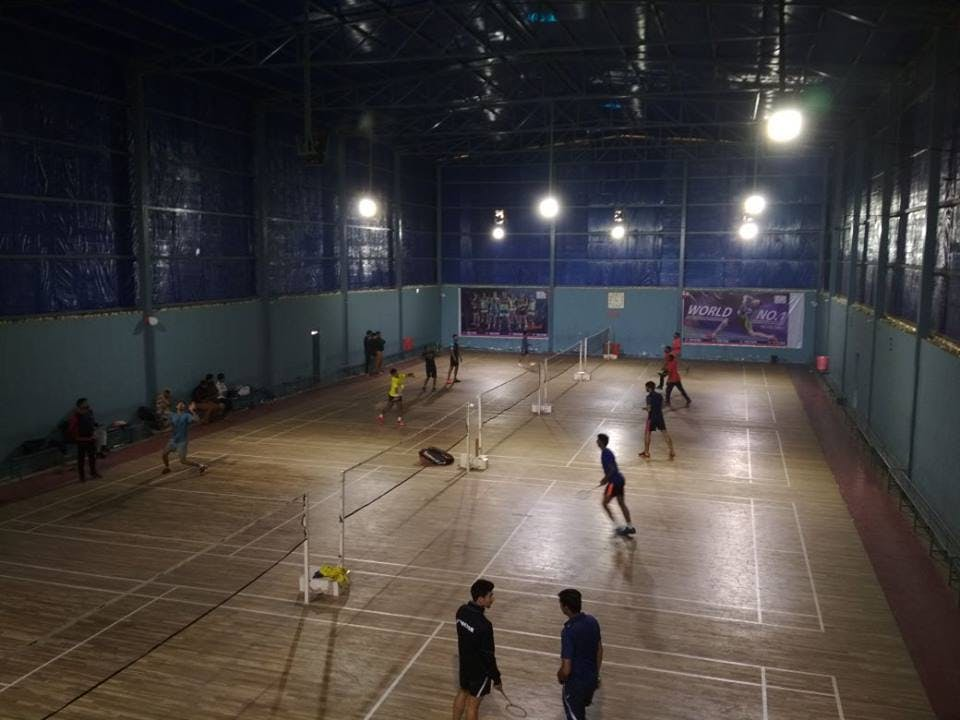 Infinitys Badminton Academy Gurgaon