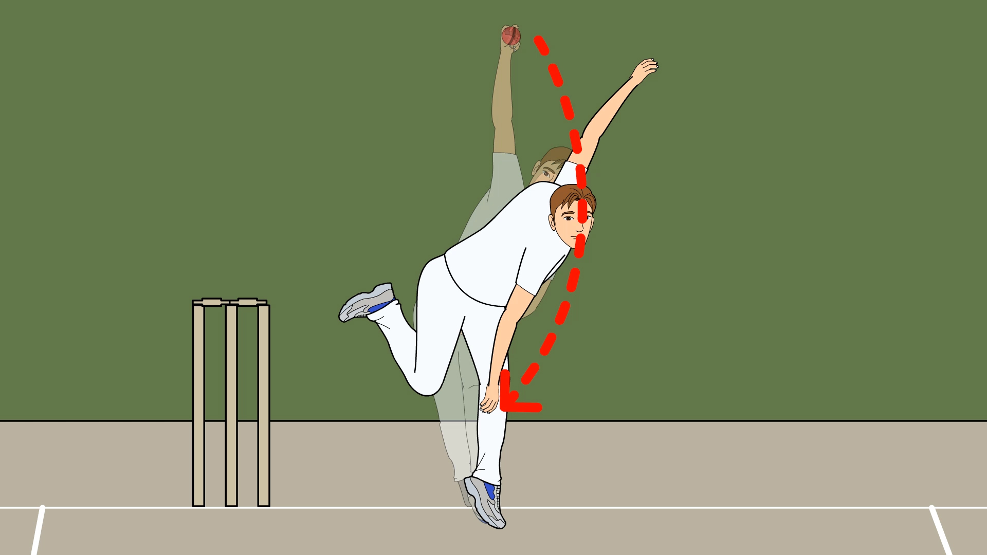 How to Reverse Swing a Cricket Ball pics