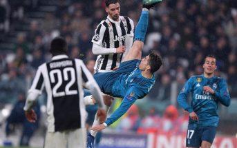 Ronaldo Bicycle kick