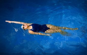 slipped disc and swimming