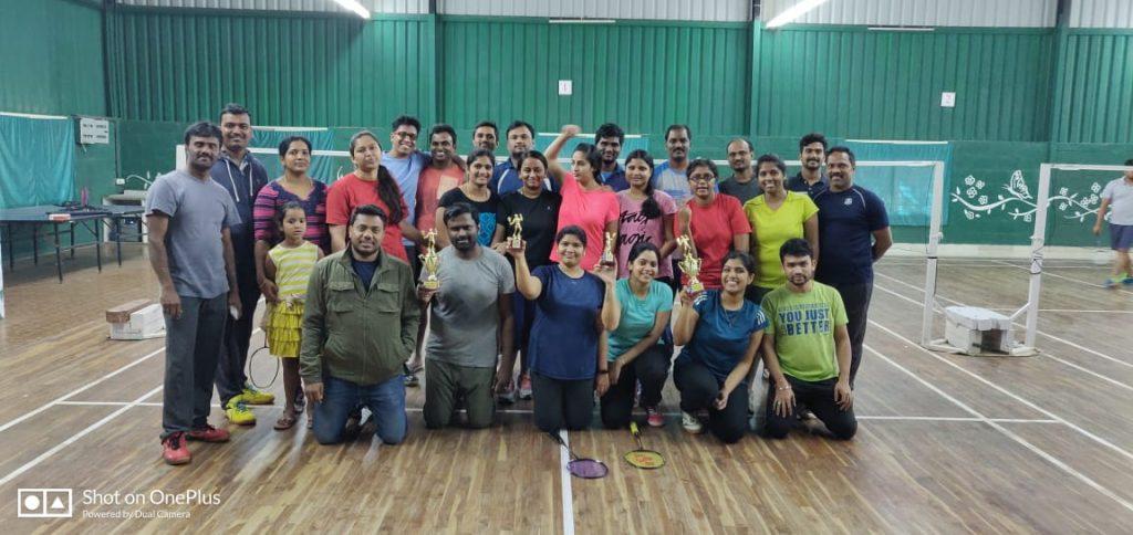 The Story Of Kaadubeesanahalli Badminton Club - Playo