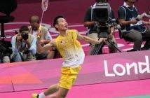 Badminton smash