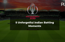5 Unforgetful Indian Batting Moments