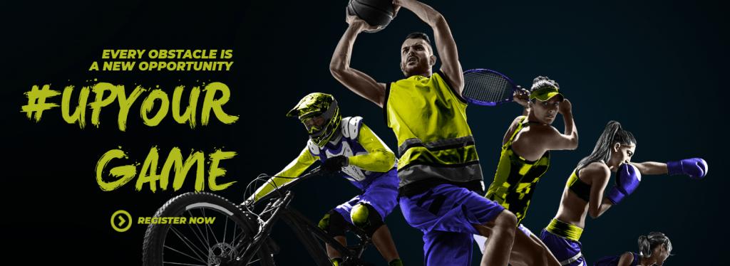 GoSport Branding image.