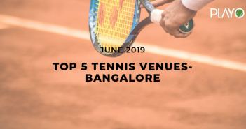 Top 5 Tennis Venues Bangalore