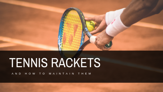 Tennis as a sport can get quite expensive as one needs to often buy new equipment, kitting and get their racket guts and grip changed. On top of that, one needs to maintain their equipment in order to ensure that it doesn't spoil or break as that additional expenditure can be a burden. This applies specially while taking care of our tennis rackets. Even though tennis rackets are sturdy, they can break and go out of shape if you do not maintain it. Often players tend to throw their racket in frustration or bang it on the ground which can cause it to break or scratch. But all this can be avoided if we put in efforts to care for our rackets. Here are a few tips that can help you to make sure your racket is always in good shape. 1. Do not expose your racket to excessive heat: Tennis rackets are made up of graphite which can start getting distort when placed in an environment where the temperatures are very high. Do not leave your racket in the back of your car exposed for days as the racket will start getting damaged. Make sure to place your racket in a kit bag when not in use, as kit bags generally come with a heat resistant lining that provides the rackets from getting exposed to high temperatures. 2. String your racket within its limits: The range of every racket is different. This has been tested by the manufacturer, hence it is wise to not go beyond the range that is recommended by them. If you gut your racket at a higher than recommended tension chances are if there is a mishit or a clash with your partner the racket can break or crack. Hence it is always safe to be within the limit of tension your racket can bare. 3. The grip should be replaced when needed: This is one very important tip as a lot of players namely beginners and club level players do not realise the effects of not changing the racket grip. The grip of the racket should be changed often as if it is not there could be a few problems one can face. One is that the player can get blisters and other ski