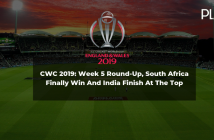 cricket world cup 2019 round up