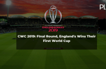 England's Wins Their First World Cup