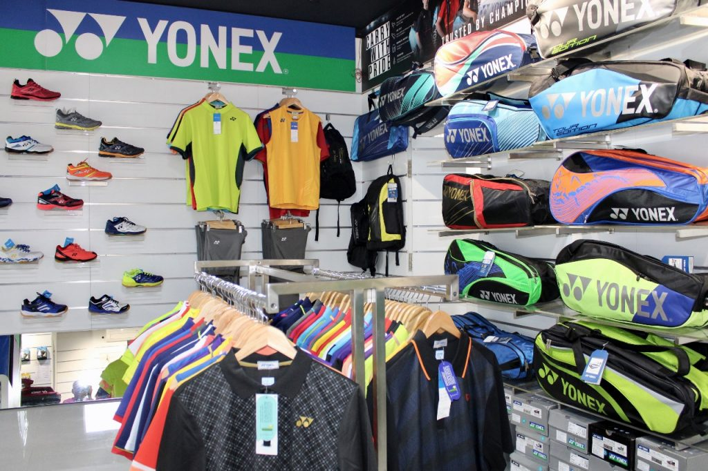 Yonex store