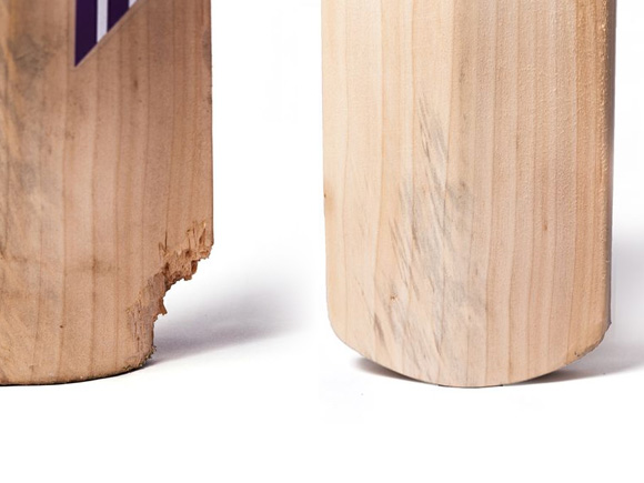 Damages in a Cricket bat