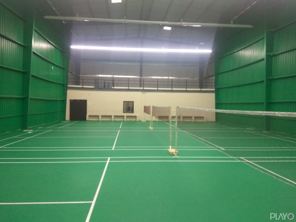 Badminton club in KLV