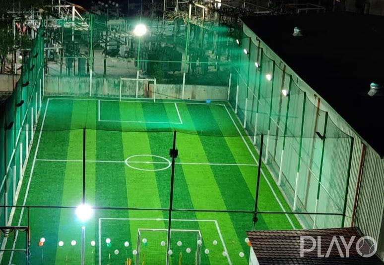 Pulse 7 Football court