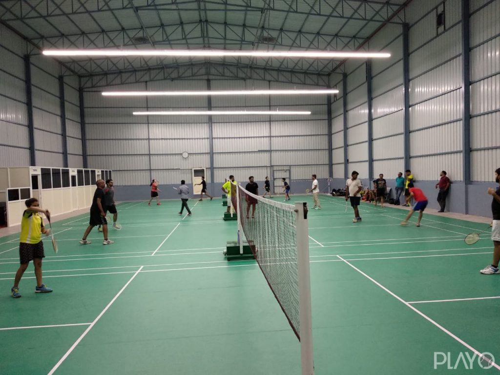 Sri SM Badminton Club