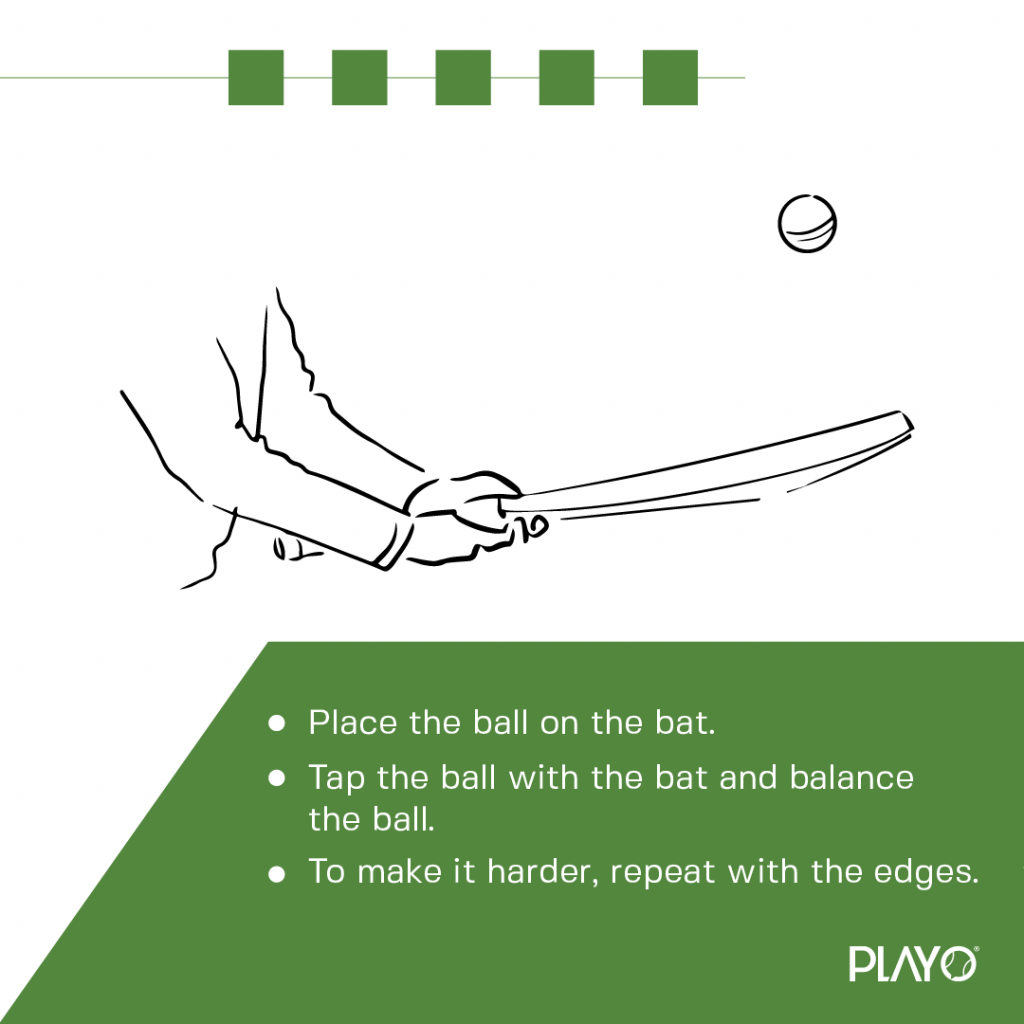 Strengthening drills Cricket: 10-Minute Hand-Eye Coordination Drills You Can Do At Home