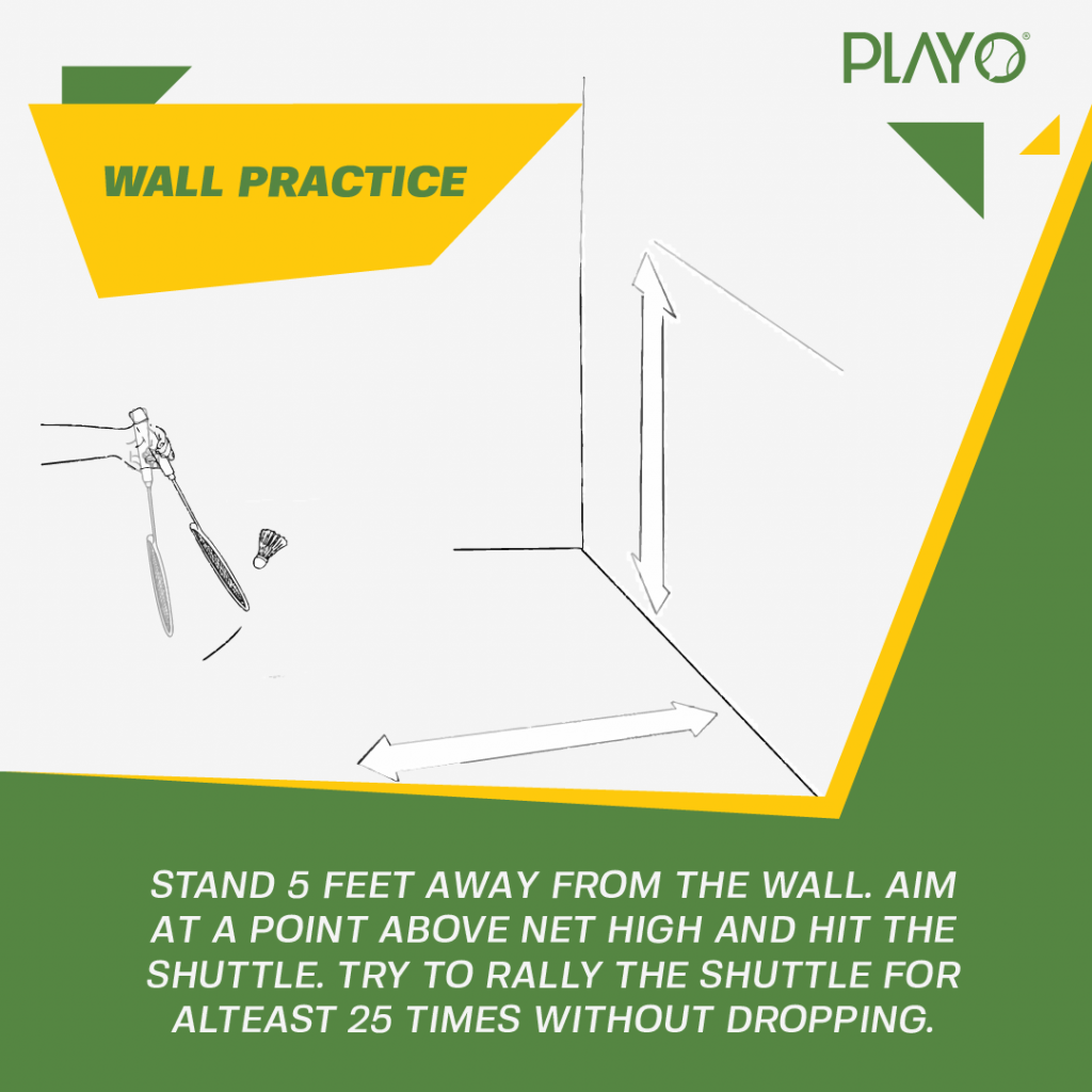 Wall practice