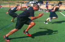 Explosive drills that help with speed