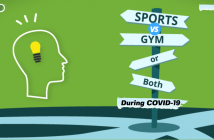 gym vs sports in covid-19