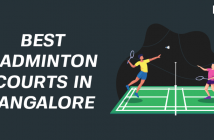 best Badminton courts in Bangalore